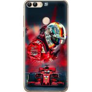 Силиконовый чехол BoxFace Huawei P Smart Racing Car (32669-up2436)