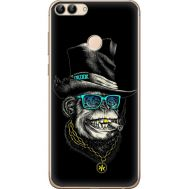 Силиконовый чехол BoxFace Huawei P Smart Rich Monkey (32669-up2438)