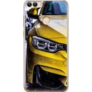 Силиконовый чехол BoxFace Huawei P Smart Bmw M3 on Road (32669-up2439)