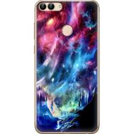 Силиконовый чехол BoxFace Huawei P Smart Northern Lights (32669-up2441)