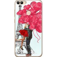 Силиконовый чехол BoxFace Huawei P Smart Love in Paris (32669-up2460)