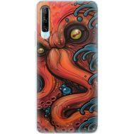 Силиконовый чехол BoxFace Huawei P Smart Pro Octopus (38612-up2429)
