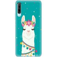 Силиконовый чехол BoxFace Huawei P Smart Pro Cold Llama (38612-up2435)