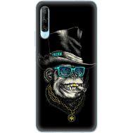 Силиконовый чехол BoxFace Huawei P Smart Pro Rich Monkey (38612-up2438)
