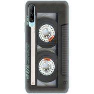 Силиконовый чехол BoxFace Huawei P Smart Pro Старая касета (38612-up2445)