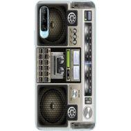 Силиконовый чехол BoxFace Huawei P Smart Pro Old Boombox (38612-up2446)