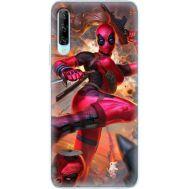Силиконовый чехол BoxFace Huawei P Smart Pro Woman Deadpool (38612-up2453)
