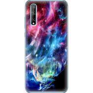 Силиконовый чехол BoxFace Huawei P Smart S Northern Lights (40353-up2441)