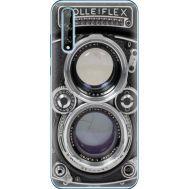 Силиконовый чехол BoxFace Huawei P Smart S Rolleiflex (40353-up2447)