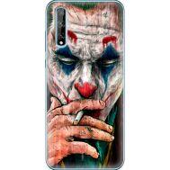 Силиконовый чехол BoxFace Huawei P Smart S Джокер (40353-up2448)