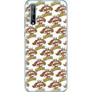 Силиконовый чехол BoxFace Huawei P Smart S Pringles Princess (40353-up2450)