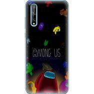 Силиконовый чехол BoxFace Huawei P Smart S Among Us (40353-up2456)