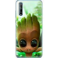 Силиконовый чехол BoxFace Huawei P Smart S Groot (40353-up2459)
