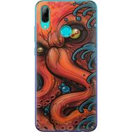 Силиконовый чехол BoxFace Huawei P Smart 2019 Octopus (35788-up2429)