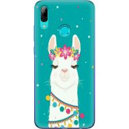 Силиконовый чехол BoxFace Huawei P Smart 2019 Cold Llama (35788-up2435)