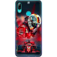 Силиконовый чехол BoxFace Huawei P Smart 2019 Racing Car (35788-up2436)