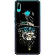 Силиконовый чехол BoxFace Huawei P Smart 2019 Rich Monkey (35788-up2438)