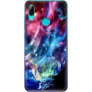 Силиконовый чехол BoxFace Huawei P Smart 2019 Northern Lights (35788-up2441)