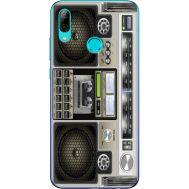 Силиконовый чехол BoxFace Huawei P Smart 2019 Old Boombox (35788-up2446)