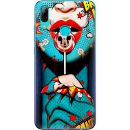 Силиконовый чехол BoxFace Huawei P Smart 2019 Girl Pop Art (35788-up2444)