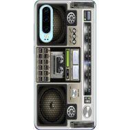 Силиконовый чехол BoxFace Huawei P30 Old Boombox (36851-up2446)