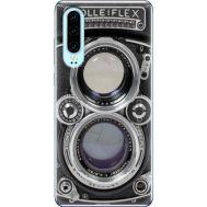 Силиконовый чехол BoxFace Huawei P30 Rolleiflex (36851-up2447)