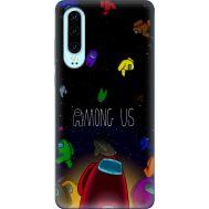 Силиконовый чехол BoxFace Huawei P30 Among Us (36851-up2456)