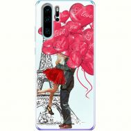 Силиконовый чехол BoxFace Huawei P30 Pro Love in Paris (36855-up2460)