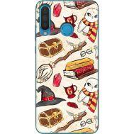 Силиконовый чехол BoxFace Huawei P30 Lite Magic Items (36871-up2455)