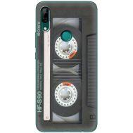 Силиконовый чехол BoxFace Huawei P Smart Z Старая касета (37381-up2445)
