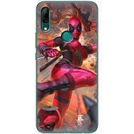 Силиконовый чехол BoxFace Huawei P Smart Z Woman Deadpool (37381-up2453)