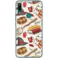 Силиконовый чехол BoxFace Huawei P Smart Z Magic Items (37381-up2455)