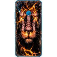 Силиконовый чехол BoxFace Huawei P20 Lite Fire Lion (33127-up2437)