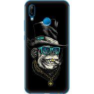 Силиконовый чехол BoxFace Huawei P20 Lite Rich Monkey (33127-up2438)