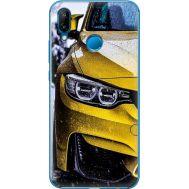 Силиконовый чехол BoxFace Huawei P20 Lite Bmw M3 on Road (33127-up2439)