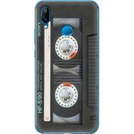 Силиконовый чехол BoxFace Huawei P20 Lite Старая касета (33127-up2445)