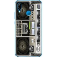 Силиконовый чехол BoxFace Huawei P20 Lite Old Boombox (33127-up2446)