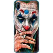 Силиконовый чехол BoxFace Huawei P20 Lite Джокер (33127-up2448)