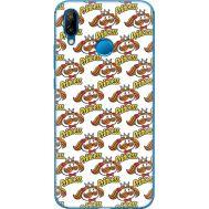 Силиконовый чехол BoxFace Huawei P20 Lite Pringles Princess (33127-up2450)