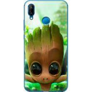 Силиконовый чехол BoxFace Huawei P20 Lite Groot (33127-up2459)