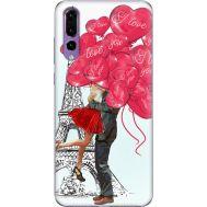 Силиконовый чехол BoxFace Huawei P20 Pro Love in Paris (33498-up2460)