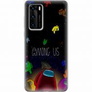 Силиконовый чехол BoxFace Huawei P40 Among Us (39746-up2456)