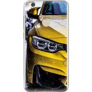 Силиконовый чехол BoxFace Huawei P8 Lite 2017 Bmw M3 on Road (29365-up2439)