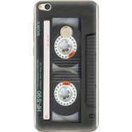 Силиконовый чехол BoxFace Huawei P8 Lite 2017 Старая касета (29365-up2445)