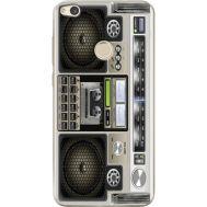 Силиконовый чехол BoxFace Huawei P8 Lite 2017 Old Boombox (29365-up2446)