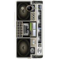 Силиконовый чехол BoxFace Huawei Y3 2017 Old Boombox (30977-up2446)
