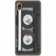 Силиконовый чехол BoxFace Huawei Y5 2019 Старая касета (37076-up2445)
