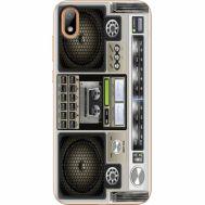 Силиконовый чехол BoxFace Huawei Y5 2019 Old Boombox (37076-up2446)