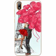Силиконовый чехол BoxFace Huawei Y5 2019 Love in Paris (37076-up2460)