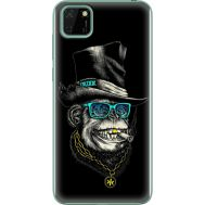 Силиконовый чехол BoxFace Huawei Y5p Rich Monkey (40022-up2438)